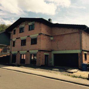 Foto Neubau Familienhaus