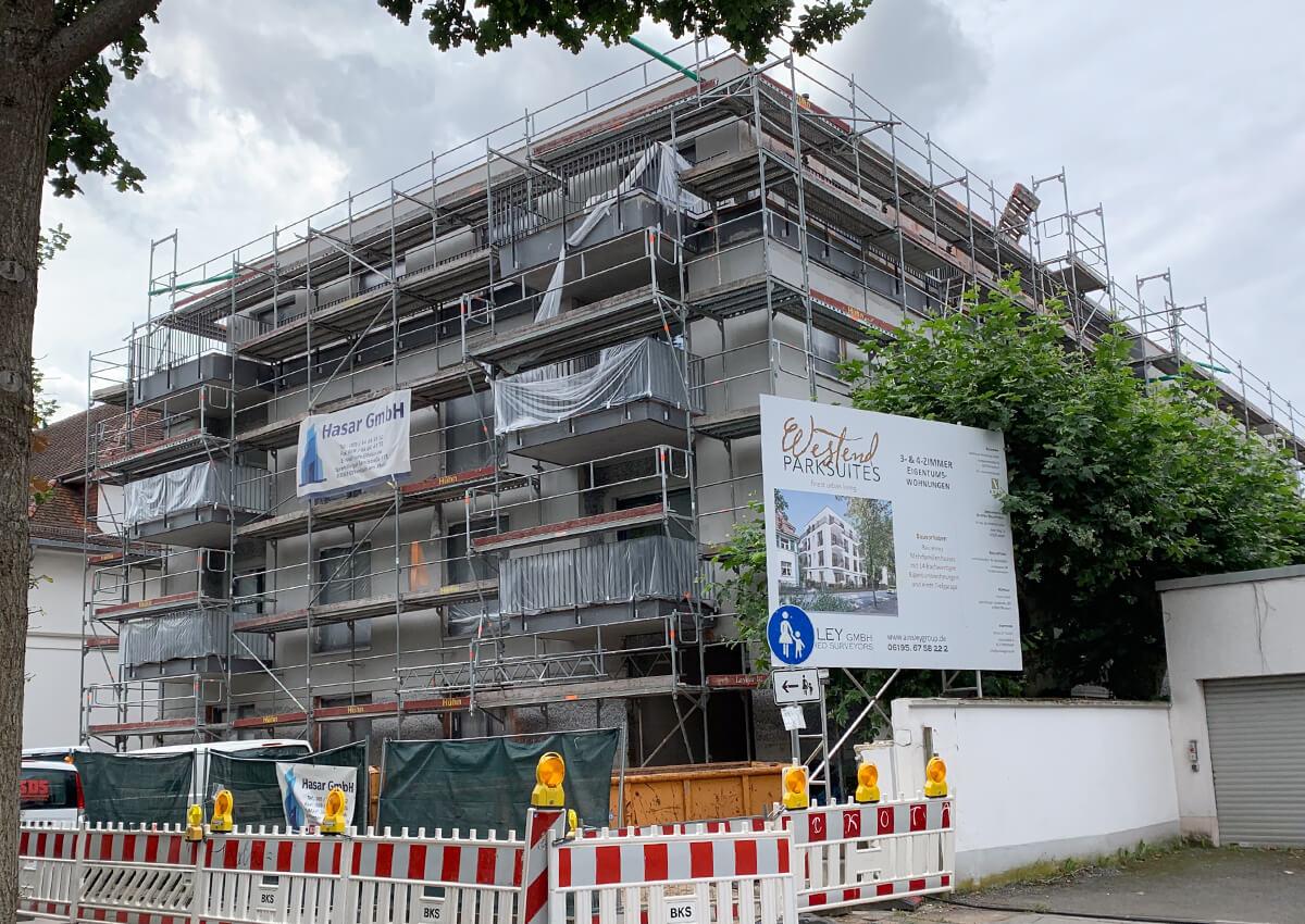 Mehrfamilienhaus, Offenbach a.M.