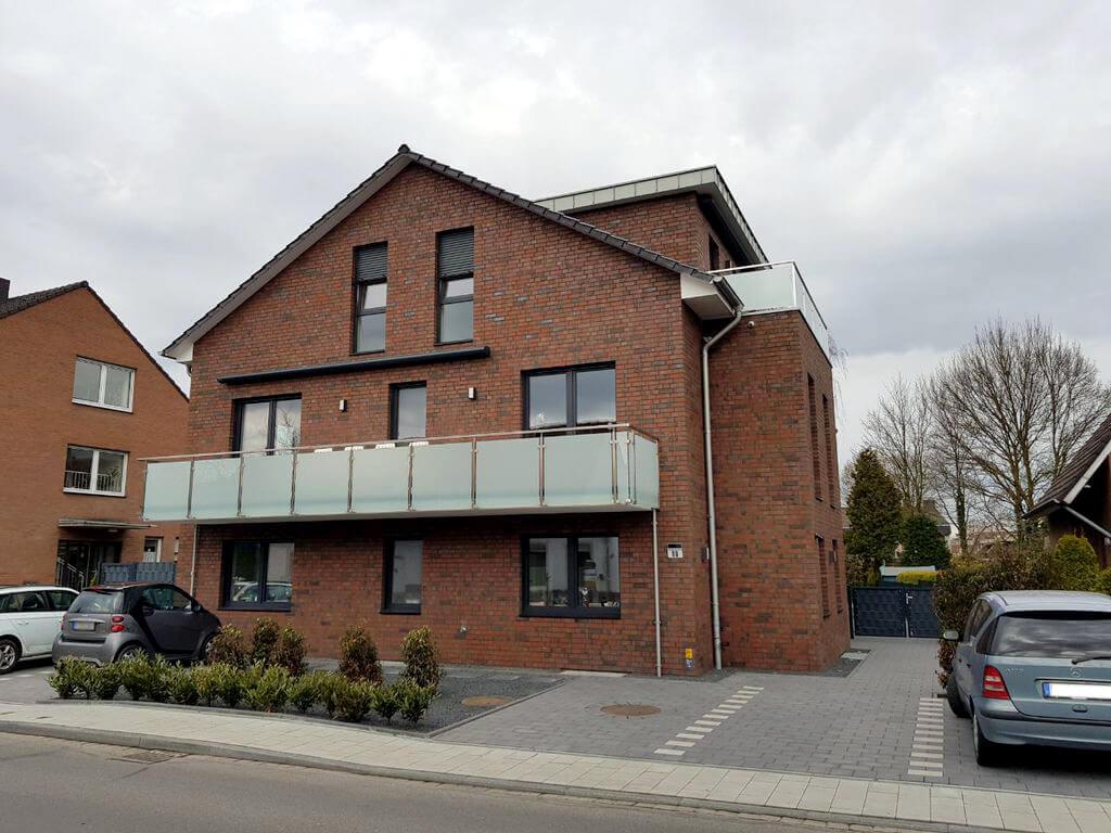 Mehrfamilienhaus, Münster