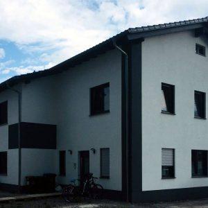Foto Neubau Zweifamilienhaus