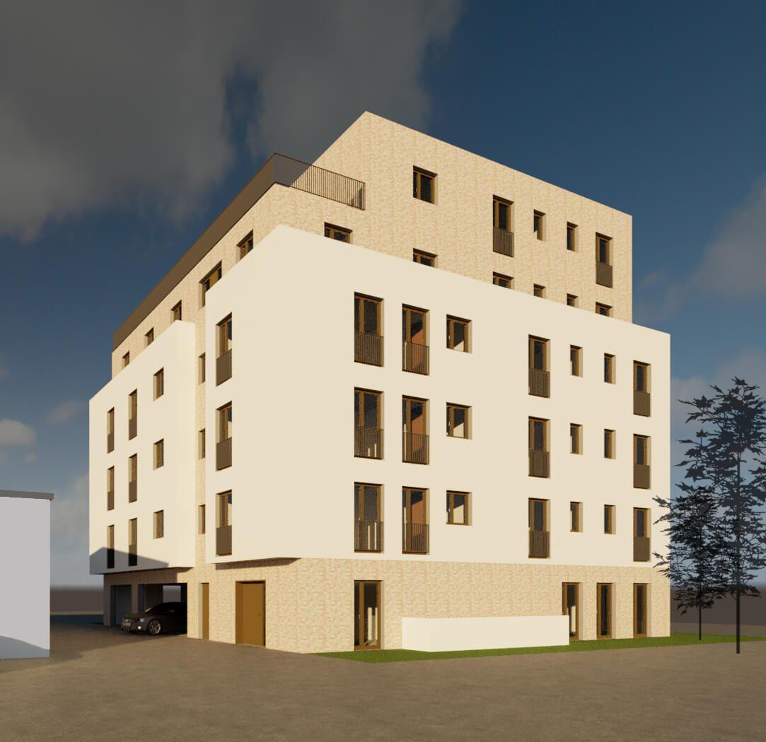 Boardinghouse, Ludwigshafen
