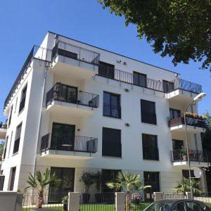 Neubau Mehrfamilienhaus - Ausführungsplanung